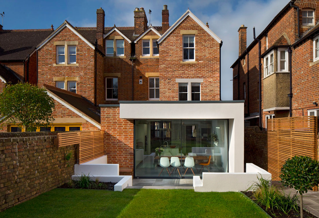 North Oxford refurbishment and extension